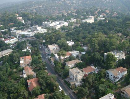 מבנייה ירוקה לאדריכלות אקולוגית במרחב הכפרי