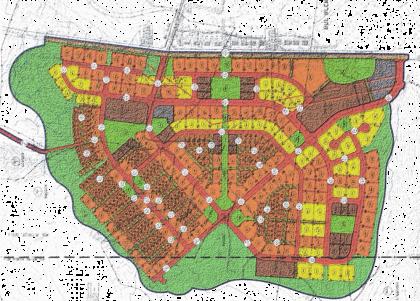 השכונה הירוקה בדימונה – עקרונות ייעוץ לקיימות